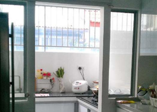 Terrace House Aluminium