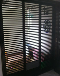 Custome Grilles for safeguarding pets