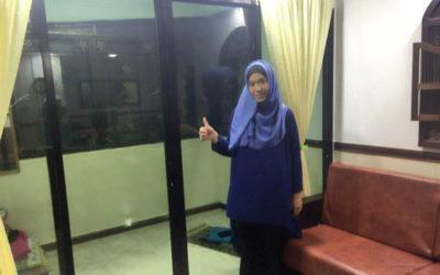 Sliding Doors in Jurong East