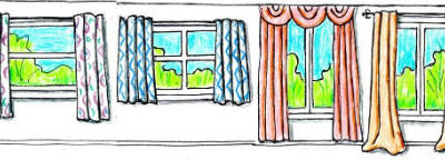 Just how long should Curtains be for your Windows?