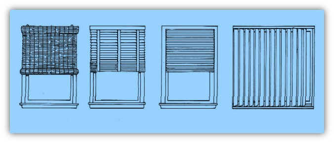 5 types of Window Blinds everyone should know about
