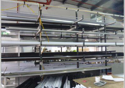 Factory Aluminium Frames