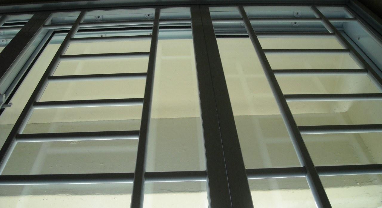 Installation Window Grilles