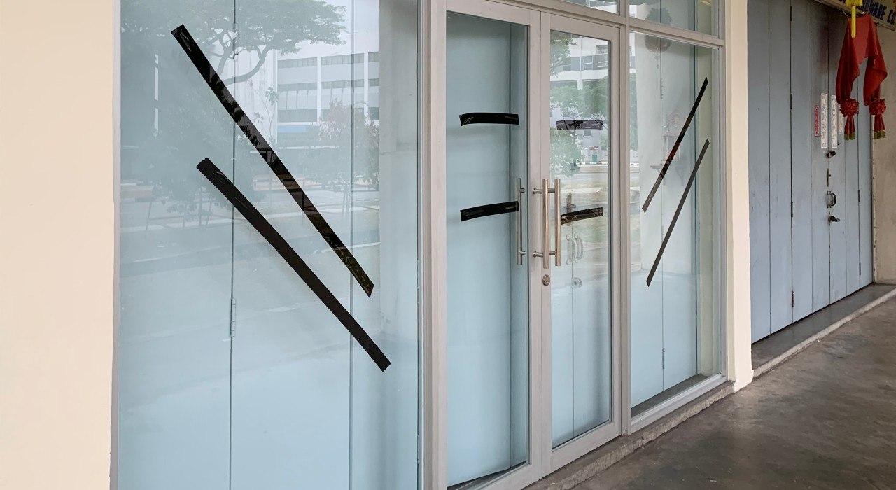 Swing Doors Singapore