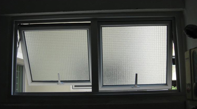 Top-Hung Casement Window