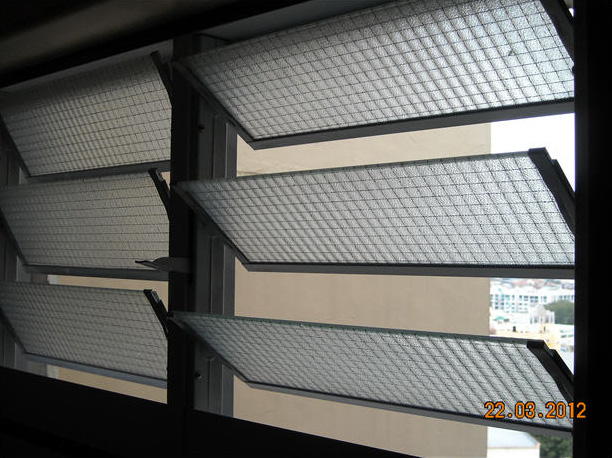Wrought Iron Grilles