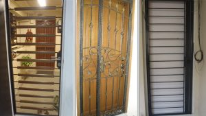 Types of door gates