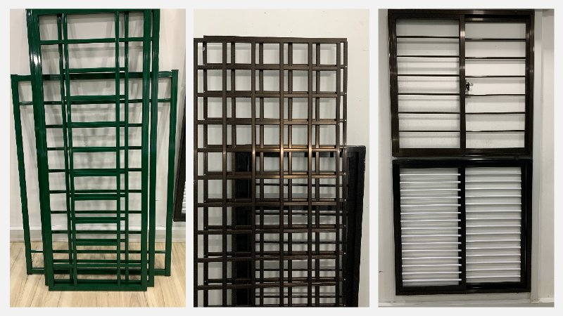 grid styles for grilles